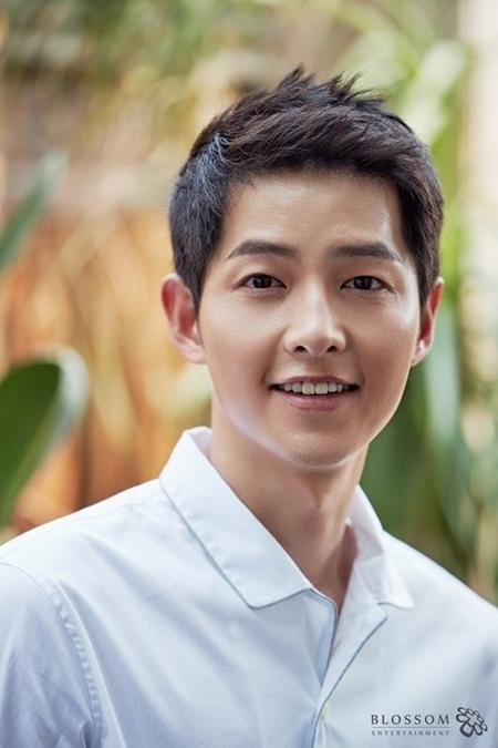 Song Joong Ki thú nhận lý do bất ngờ tuyên bố kết hôn - Ảnh 2
