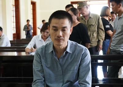 Chủ quán nhậu dùng súng tự chế bắn khách tử vong lĩnh 9 năm tù - Ảnh 1