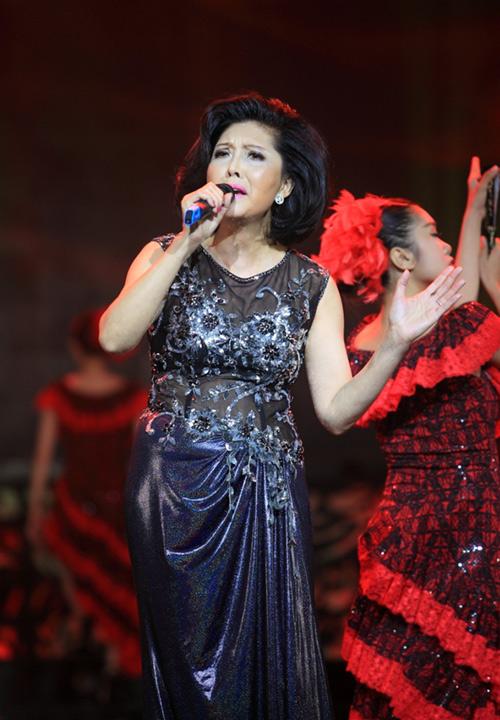 """Elvis Phương, Họa Mi góp mặt trong cuộc hội ngộ của 2 """"ông hoàng tân nhạc""""  - Ảnh 2"""
