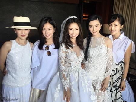 """Lâm Tâm Như - nàng """"Hạ Tử Vy"""" hạnh phúc nhất làng giải trí Hoa Ngữ - Ảnh 13"""