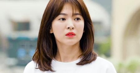"""Song Hye Kyo: Người đẹp quốc dân và """"trái ngọt"""" Hậu duệ Mặt Trời - Ảnh 2"""