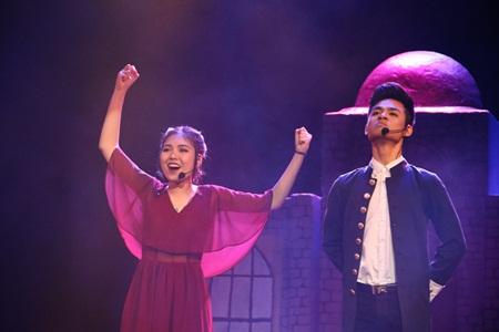 Teen trường Ams diễn nhạc kịch hoành tráng tại Nhà hát Lớn Hà Nội - Ảnh 1