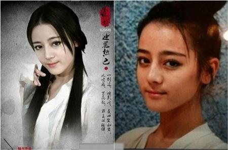 """Địch Lệ Nhiệt Ba: """"Hoa tuyết Tân Cương"""" xinh đẹp đầy triển vọng của màn ảnh Hoa ngữ - Ảnh 4"""