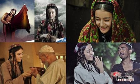 """Địch Lệ Nhiệt Ba: """"Hoa tuyết Tân Cương"""" xinh đẹp đầy triển vọng của màn ảnh Hoa ngữ - Ảnh 5"""