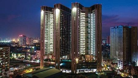 Ngắm căn hộ hiện đại dành riêng cho gia đình nhỏ trên phố Trần Bình - Ảnh 1
