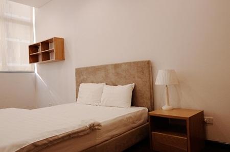 Ngắm căn hộ hiện đại dành riêng cho gia đình nhỏ trên phố Trần Bình - Ảnh 7