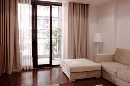 Ngắm căn hộ hiện đại dành riêng cho gia đình nhỏ trên phố Trần Bình - Ảnh 8