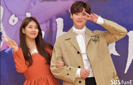 """Suzy - Lee Jong Suk sánh đôi ra mắt """"bom tấn truyền hình"""" mới - Ảnh 9"""