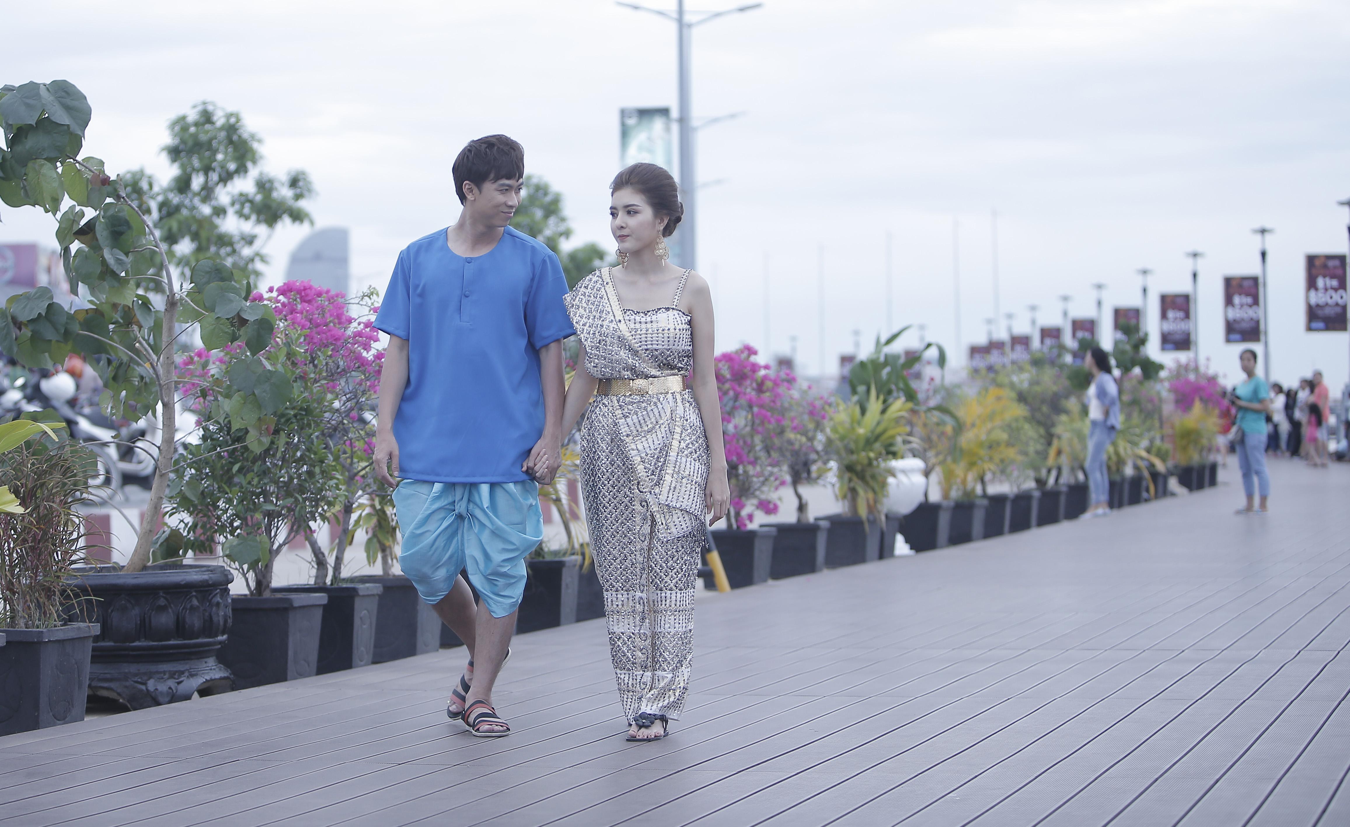 Nghi án Hồ Việt Trung và hotgirl Lilly Luta phim giả tình thật - Ảnh 1