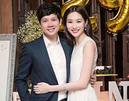 Hành trình tình yêu lãng mạn của hoa hậu Đặng Thu Thảo và vị hôn phu - Ảnh 8