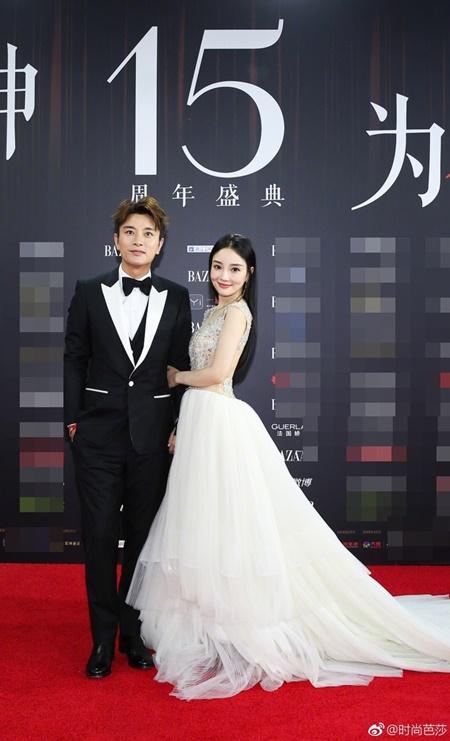 Các cặp đôi đình đám showbiz Hoa ngữ thi nhau tình tứ trên thảm đỏ - Ảnh 3