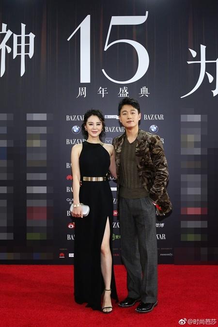 Các cặp đôi đình đám showbiz Hoa ngữ thi nhau tình tứ trên thảm đỏ - Ảnh 7