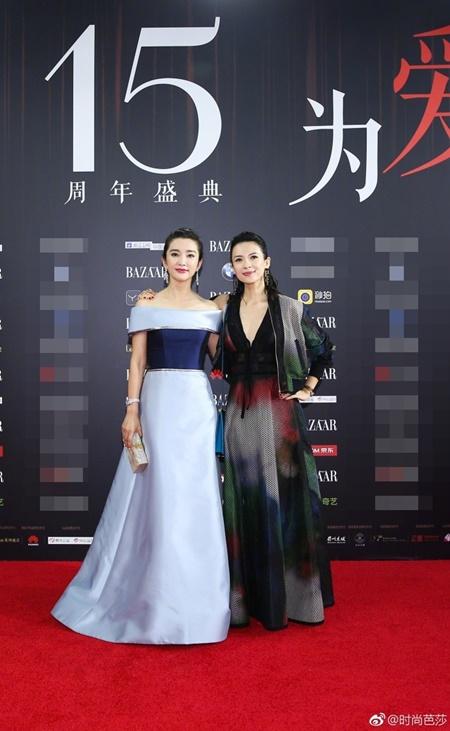 Các cặp đôi đình đám showbiz Hoa ngữ thi nhau tình tứ trên thảm đỏ - Ảnh 9