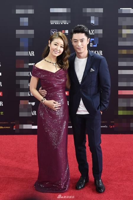 Các cặp đôi đình đám showbiz Hoa ngữ thi nhau tình tứ trên thảm đỏ - Ảnh 2