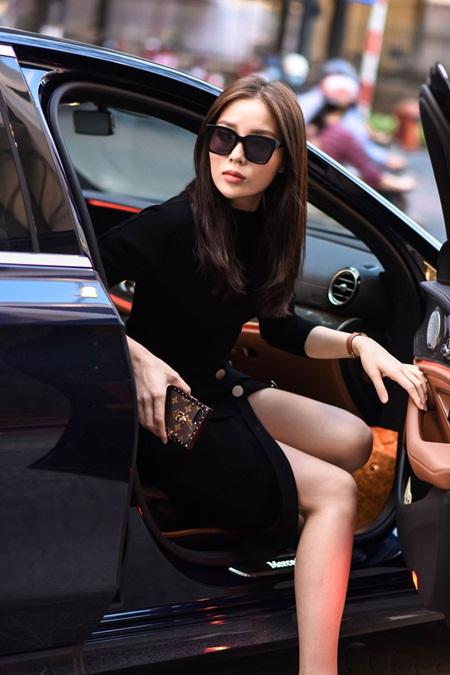 """Hoa hậu Kỳ Duyên: """"Tôi không chối bỏ sai lầm trong quá khứ"""" - Ảnh 2"""