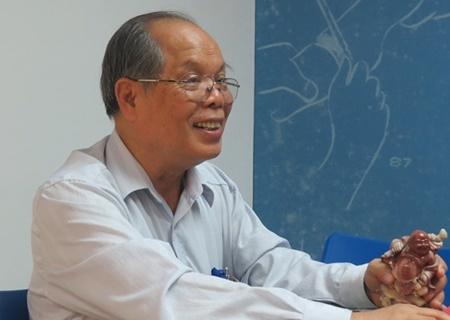 """PGS.TS Bùi Hiền đã được cấp giấy chứng nhận bản quyền cho """"Tiếq Việt"""" - Ảnh 2"""
