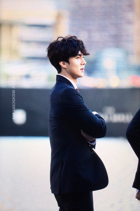"""Clip 17 giây của Oh Sehun (EXO) làm """"náo loạn"""" Twitter - Ảnh 2"""