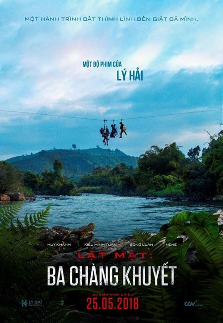 Phim tiền tỷ của Lý Hải trong trailer có hotgirt Thái Lan Nene - Ảnh 4