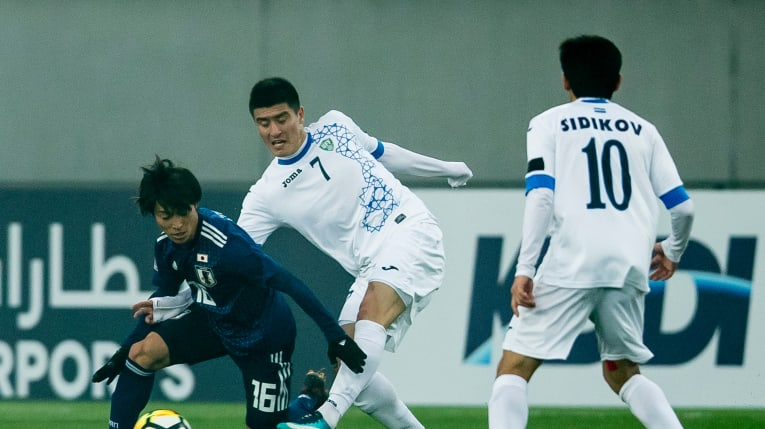 VCK U23 châu Á: Đương kim vô địch Nhật Bản thua 4 bàn không gỡ - Ảnh 1