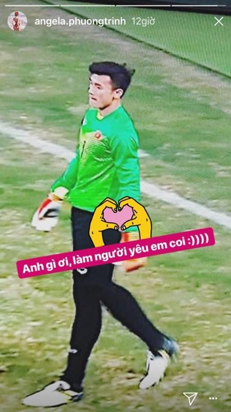 """Bùi Tiến Dũng nhận là fan Angela Phương Trinh, """"thả thính"""" hoa hậu Mỹ Linh - Ảnh 2"""