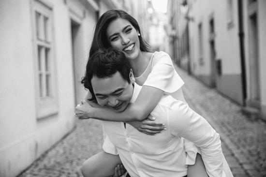 Lan Khuê chào tháng 10 với loạt ảnh cưới lãng mạn ở Paris - Ảnh 3