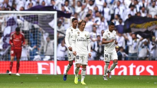 Thua Levante trên sân nhà, Real Madrid chìm sâu vào khủng hoảng - Ảnh 3