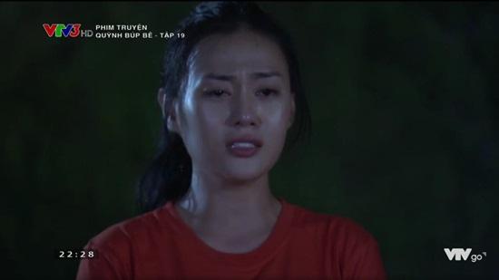 Video Quỳnh búp bê tập 19: Quỳnh rơi lệ hát Nhật ký của mẹ, đời Lan bi kịch tột cùng - Ảnh 5