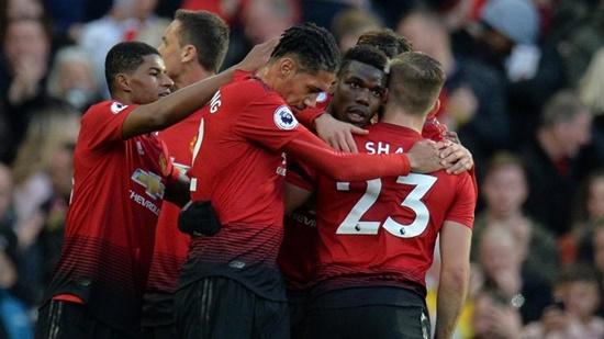 Paul Pogba chơi nổi bật, M.U thắng Everton ở Old Trafford - Ảnh 2