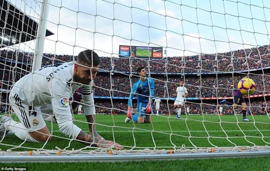 Thua thảm Barca trong trận siêu kinh điển, CĐV Real đòi sa thải HLV - Ảnh 3