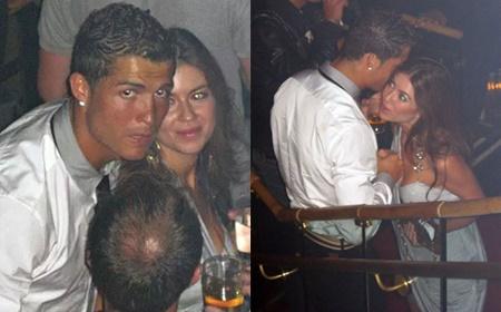 The Sun tiết lộ đoạn clip Ronaldo thân mật với cô gái tố bị tấn công tình dục - Ảnh 1