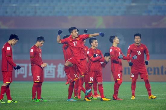 U23 Việt Nam là hạt giống số 1 vòng loại giải châu Á 2020, được đá ở sân nhà - Ảnh 1