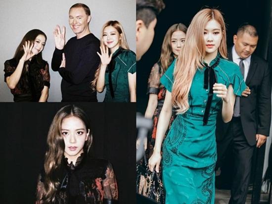 """16 lần sao Hàn """"khuynh đảo"""" tuần lễ thời trang châu Âu với vẻ ngoài đầy thu hút - Ảnh 10"""