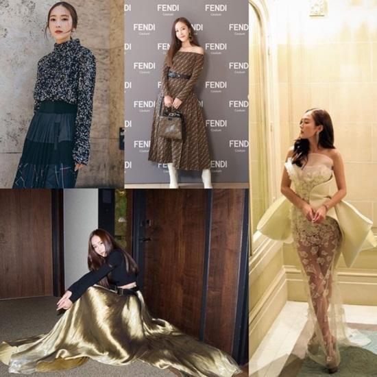 """16 lần sao Hàn """"khuynh đảo"""" tuần lễ thời trang châu Âu với vẻ ngoài đầy thu hút - Ảnh 2"""