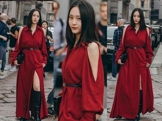 """16 lần sao Hàn """"khuynh đảo"""" tuần lễ thời trang châu Âu với vẻ ngoài đầy thu hút - Ảnh 4"""