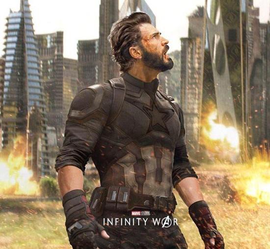 """Chris Evans chia tay vai diễn Captain America, fan """"khóc ròng"""" vì tiếc nuối - Ảnh 2"""