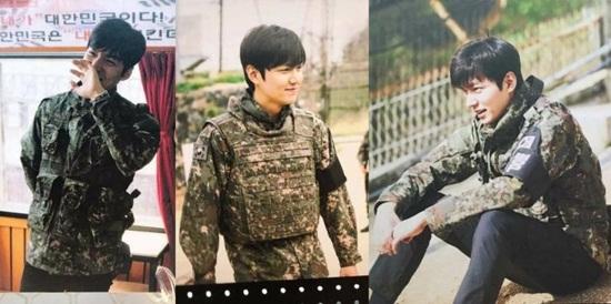 Lee Min Ho, G-Dragon và loạt nam thần xứ Hàn xuất ngũ trong năm 2019 - Ảnh 4