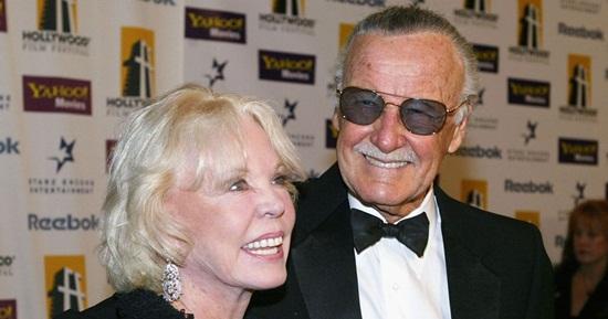 """""""Ông trùm Marvel"""" Stan Lee và cuộc hôn nhân đẹp như tiểu thuyết kéo dài 7 thập kỷ - Ảnh 9"""