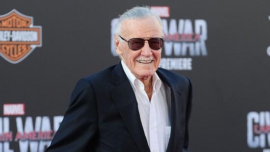 """""""Ông trùm Marvel"""" Stan Lee và cuộc hôn nhân đẹp như tiểu thuyết kéo dài 7 thập kỷ - Ảnh 1"""