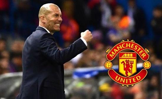 Được kỳ vọng đến M.U nhưng Zidane tiết lộ lựa chọn bất ngờ - Ảnh 1