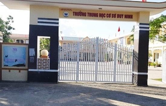Bộ Giáo dục đề nghị xử lý nghiêm cô giáo phạt tát học sinh 231 cái - Ảnh 1