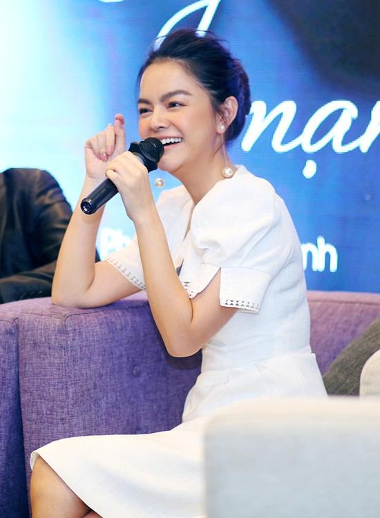 Phạm Quỳnh Anh hé lộ mối quan hệ với Quang Huy sau ly hôn - Ảnh 2