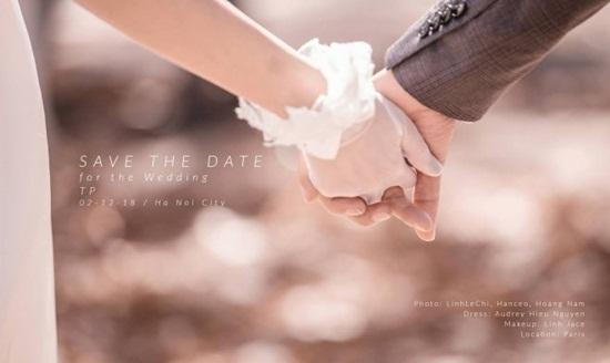 Cận cảnh váy cưới đính 10.000 viên pha lê của Á hậu Thanh Tú - Ảnh 1