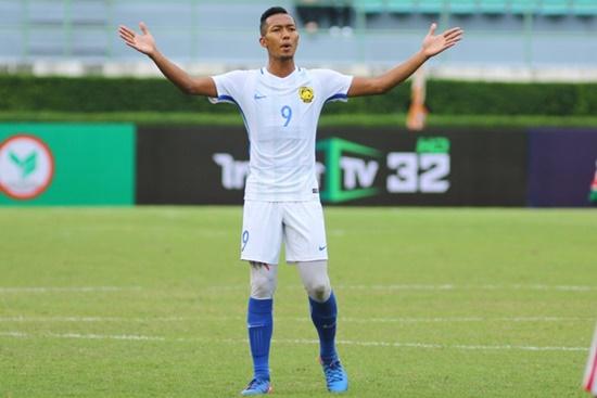 Chưa đá trận nào tại AFF Cup 2018, cầu thủ Malaysia mong thắng Việt Nam làm quà cho vợ - Ảnh 1