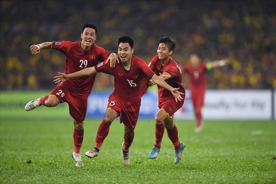 Thành tích ấn tượng vượt xa các đội khác của Việt Nam tại AFF Cup 2018 - Ảnh 1
