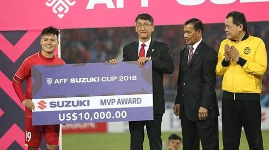 Cận cảnh phút đăng quang AFF Cup 2018 vỡ òa cảm xúc của ĐT Việt Nam - Ảnh 8