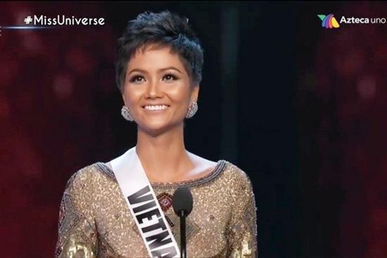 H'Hen Niê lập nên kỳ tích nhan sắc Việt khi lọt Top 5 Miss Universe - Ảnh 5