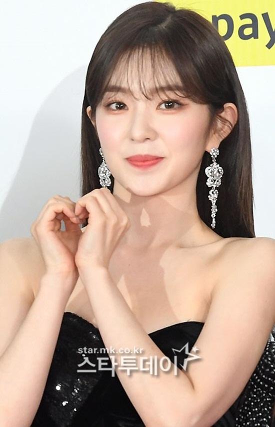 Thảm đỏ SBS Music Awards Festival: Nữ thần Irene thành tâm điểm vì quá gợi cảm - Ảnh 4