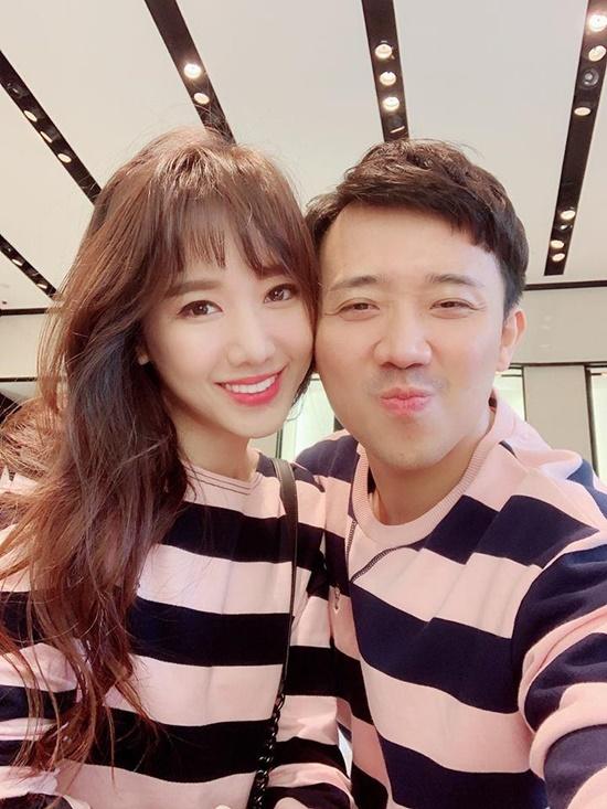 Trấn Thành - Hari Won kỷ niệm 2 năm ngày cưới: Cảm ơn em đã đến - Ảnh 2