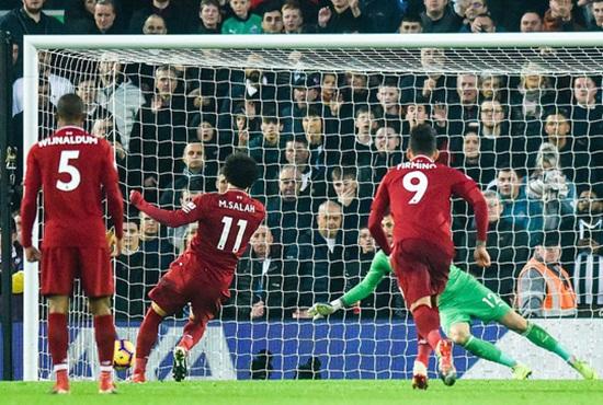 Liverpool, Tottenham tưng bừng Boxing Day, Man City trượt dốc - Ảnh 2