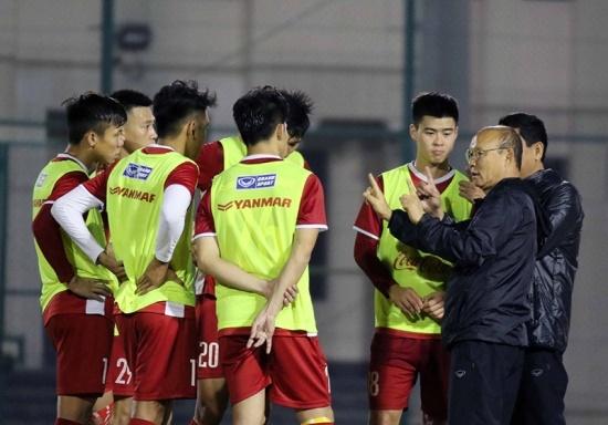 Đội hình dự kiến trận giao hữu Việt Nam - Philippines: Phép thử cuối cùng - Ảnh 1